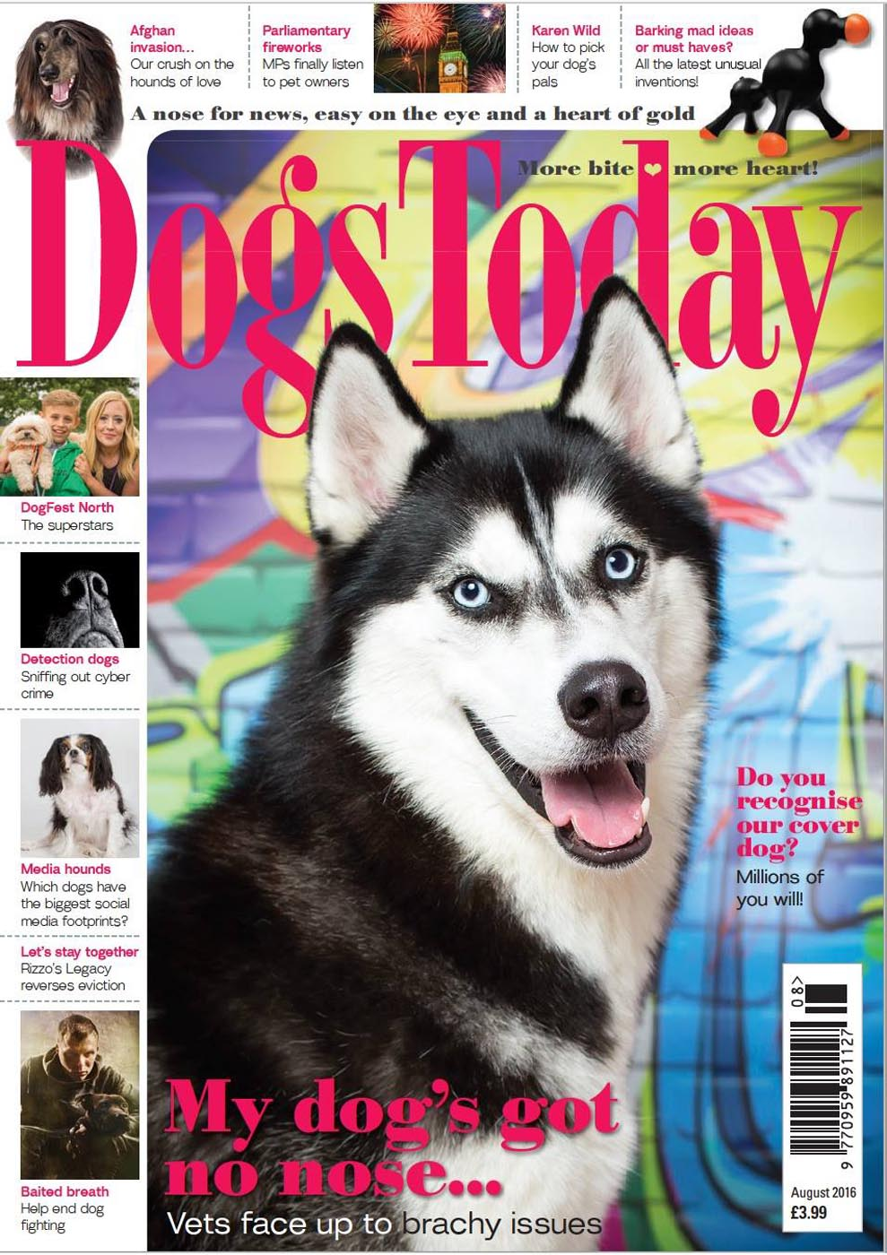 Dogs Today August 2016